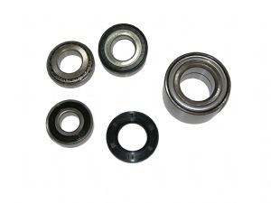 SINGLE BEARINGS AND SEALS